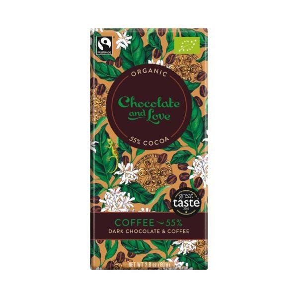 Chocolate And Love Coffee 55%