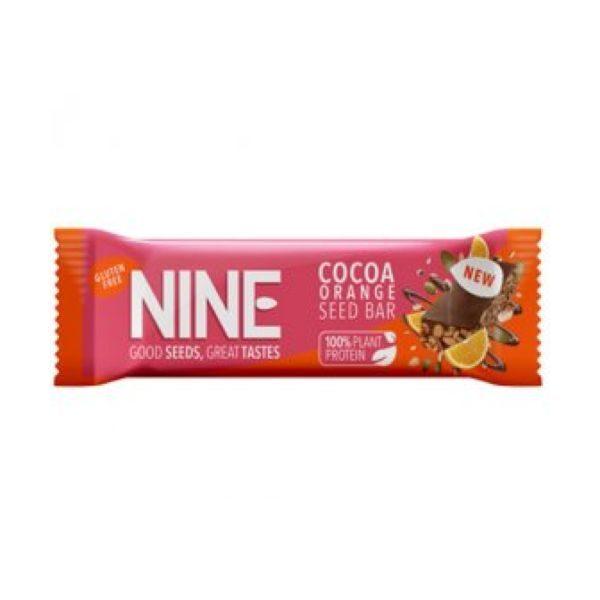 9Nine Cocoa Orange Bar