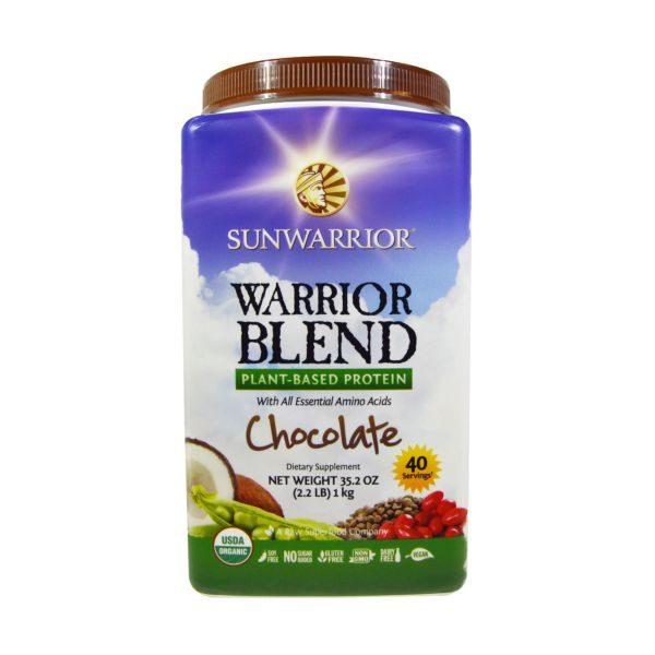 Sunwarrior Warrior Blend - Chocolate
