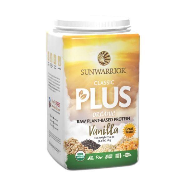 Sunwarrior Classic Plus Vanilla
