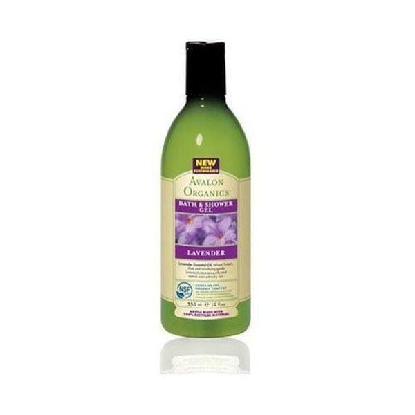 Avalon Lavender Bath and Shower Gel