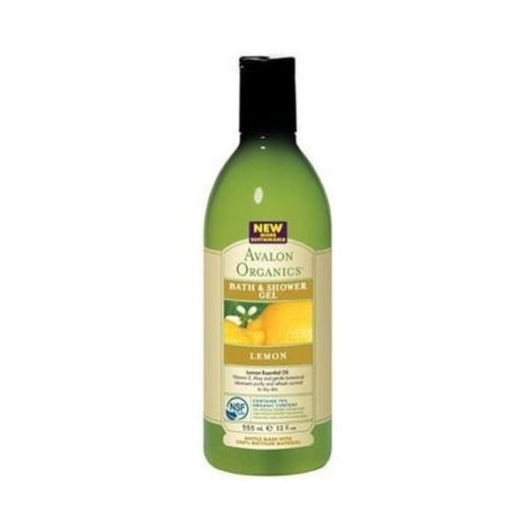 Avalon Lemon Bath & Shower Gel