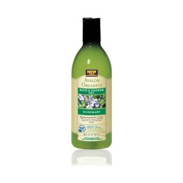Avalon Rosemary Bath & Shower Gel