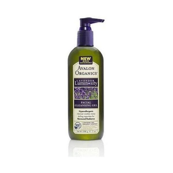 Avalon Lavender Facial Cleansing Gel