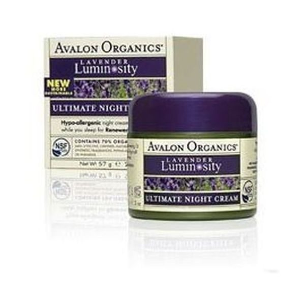 Avalon Lavender Ultimate Moisturising Cream