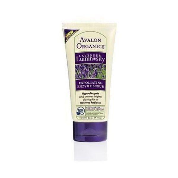 Avalon Organic Exfoliating Enzyme Scrub
