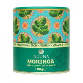 Aduna Moringa Green Superleaf Powder 100g