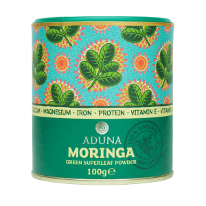 Aduna Moringa Green Superleaf Powder 100g