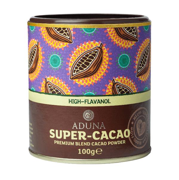 Aduna Super Cacao Premium Blend Cacao Powder 100g