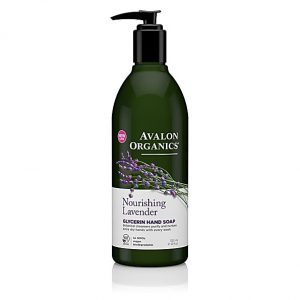 Avalon Nourishing Lavender Liquid Soap