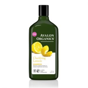 Avalon Organics Lemon Shampoo