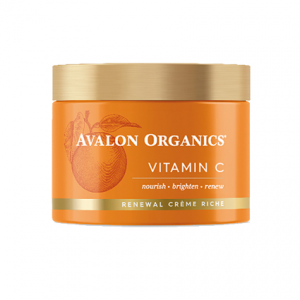 Avalon Organics Vitamin C Renewal Creme Riche