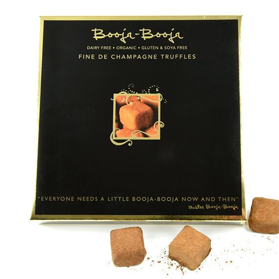Booja Booja Organic Fine De Champagne Truffle