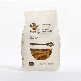 Doves Farm Organic Gluten Free Brown Rice Fusilli Pasta 500g
