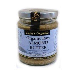 Carley's Organic Raw Almond Butter