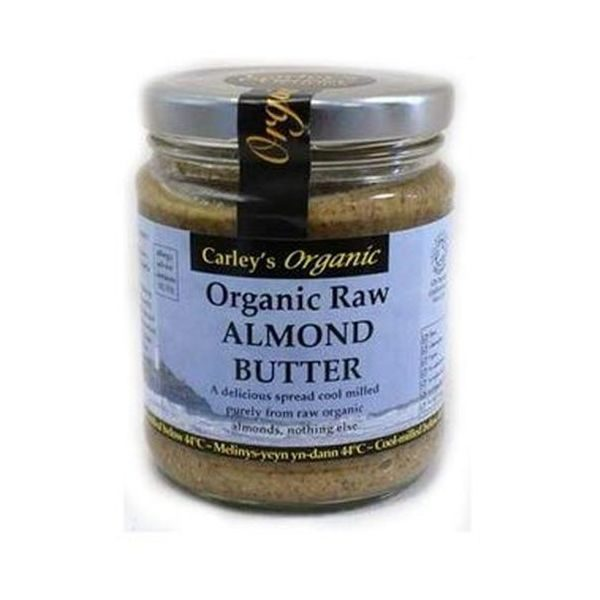 Carley's Organic Raw Almond Butter