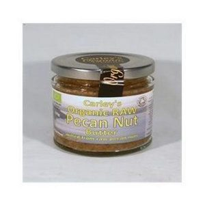 Carley's Organic Pecan Nut Butter