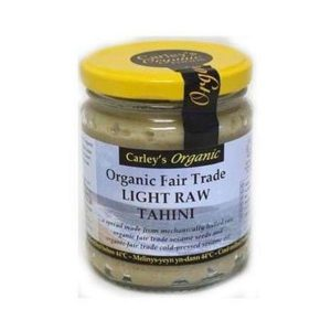 Carley's Organic Raw Fair Trade Light Tahini