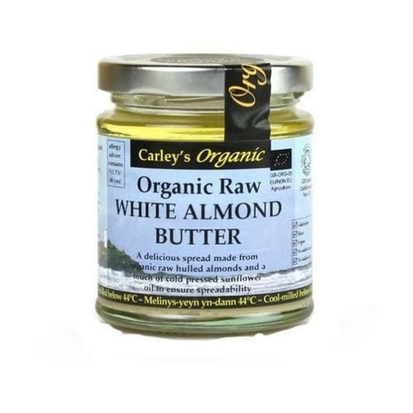 Carley's Organic White Almond Butter