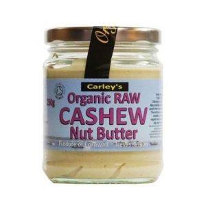Carley's Organic Cashew Butter