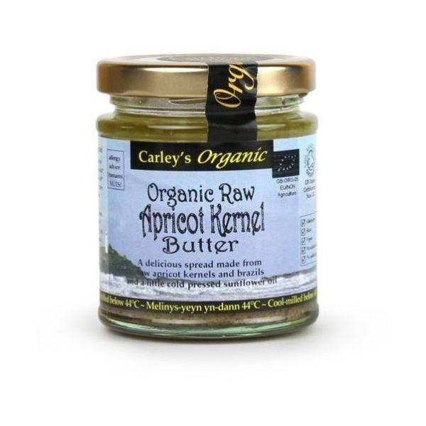 Carley's Organic Apricot Kernal Butter