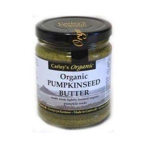 Carley's Organic Pumpkin Seed Butter