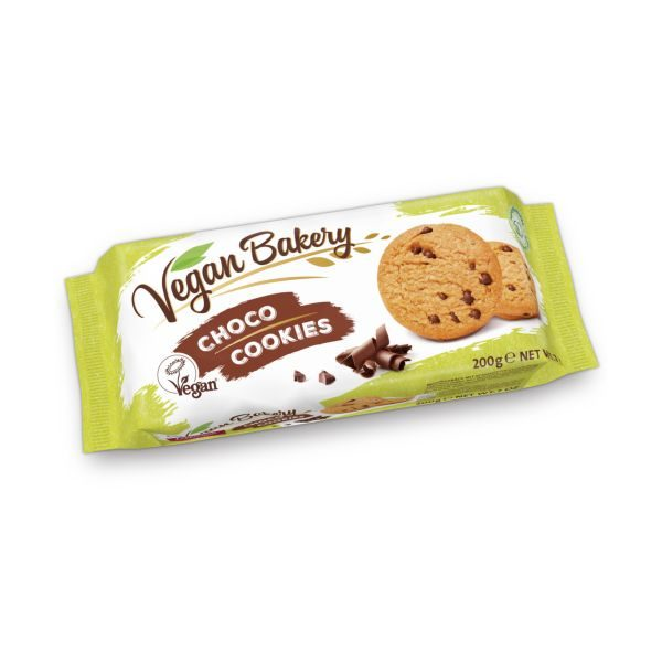 Vegan Bakery Choco Cookies