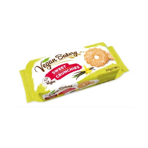 Vegan Bakery Sweet Crunchies