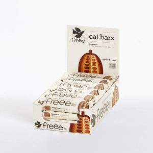 Doves Farm Organic Free From Chocolate Chip Flapjack 35g x 18