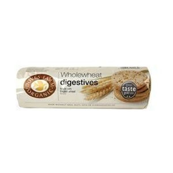 Doves Farm Organic Digestive Biscuits