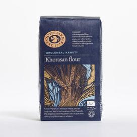Doves Farm Organic Kamut (Khorasan) Flour 1kg x 5