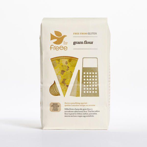 Doves Farm Gram Flour 1kg