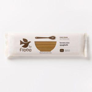 Doves Farm Organic Gluten Free Brown Rice Spaghetti 500g
