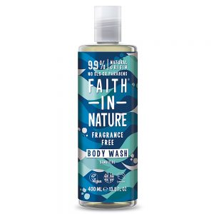 Faith In Nature Fragrance Free Body Wash