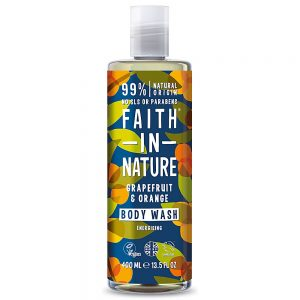 Faith In Nature Grapefruit & Orange Foam Bath