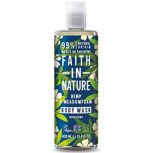 Faith In Nature Hemp & Meadowfoam Body Wash