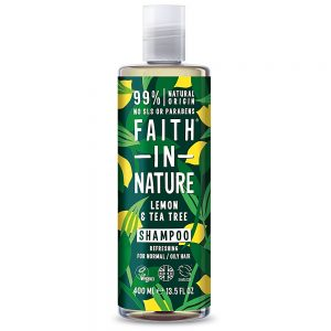 Faith In Nature Lemon & Tea Tree Shampoo