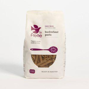 Doves Farm Organic & Free From Buckwheat Penne