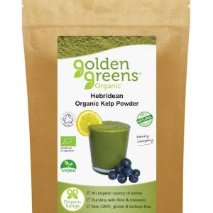 Greens Organic Organic Hebridean Kelp Powder