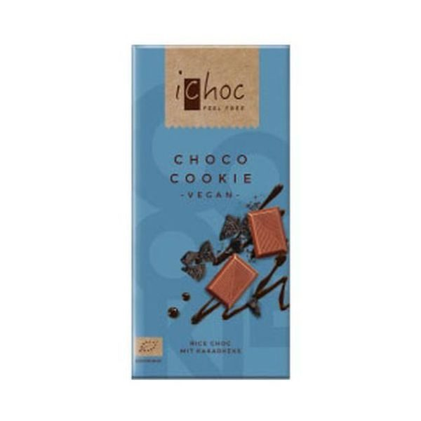iChoc Choco Cookie Rice Chocolate