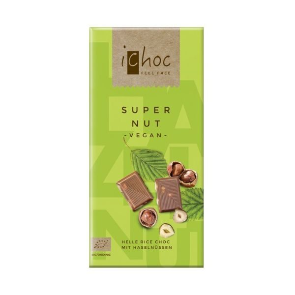 iChoc Super Nut Rice Chocolate