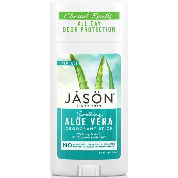 JASON Soothing Aloe Vera Deodorant Stick