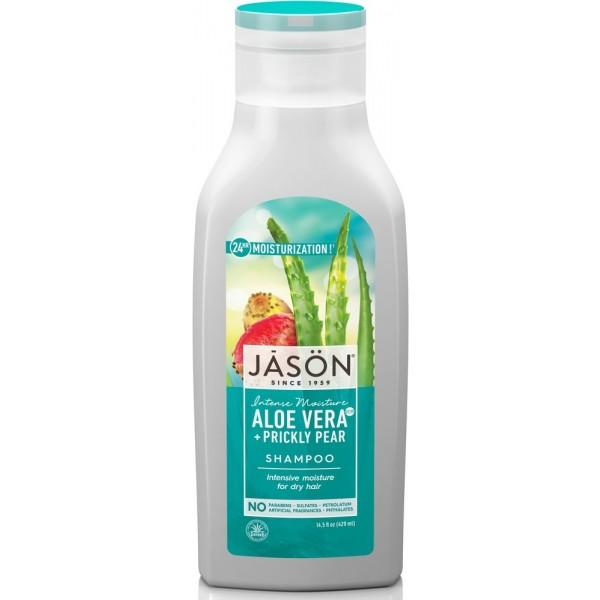 Jason Aloe Vera 80% + Prickly Pear Shampoo