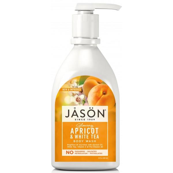 Jason Apricot & White Tea Body Wash
