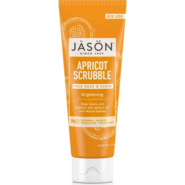 Jason Brightening Apricot Scrubble
