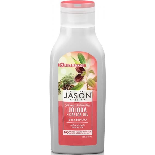 Jason Jojoba + Castor Oil Shampoo
