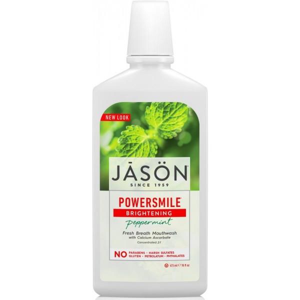Jason Powersmile Brightening Peppermint Mouthwash