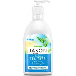 Jason Purifying Tea Tree Hand Soap
