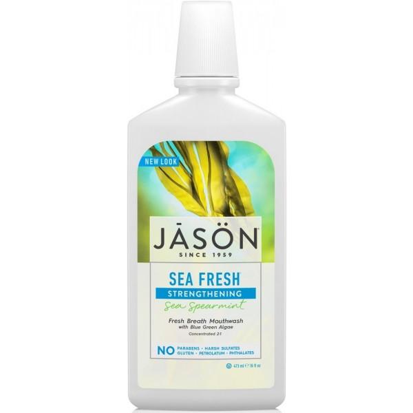 Jason Sea Fresh Strengthening Sea Spearmint Mouthwash