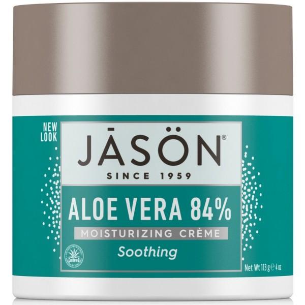 Jason Soothing 84% Aloe Vera Crème (IASC Certified)